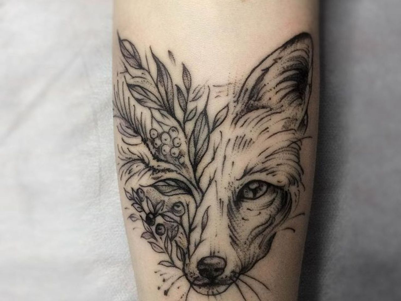 Tattoo style recognition