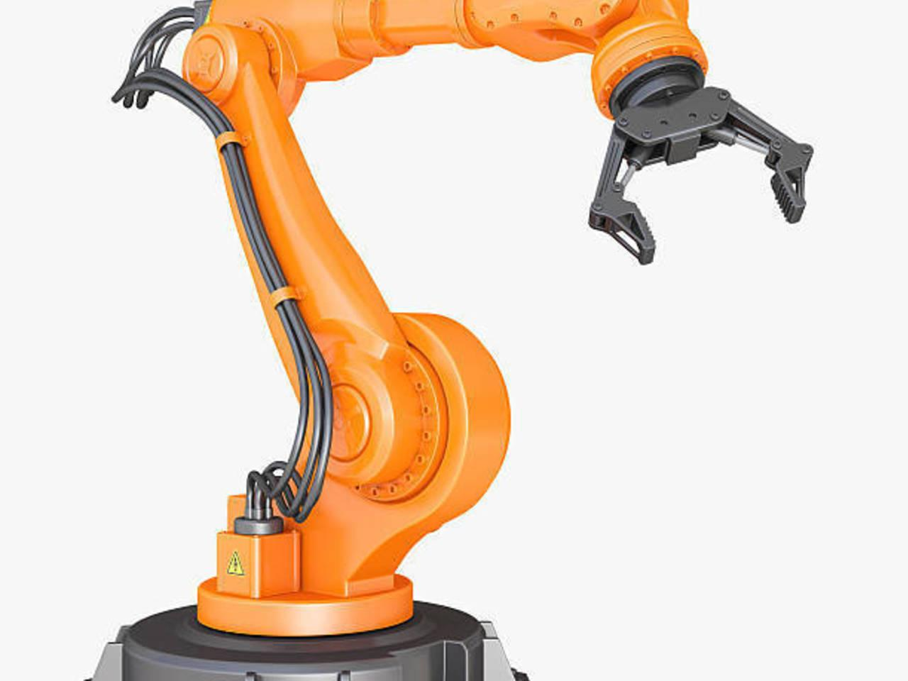 Robotic Arm Ai Intel Developer Mesh