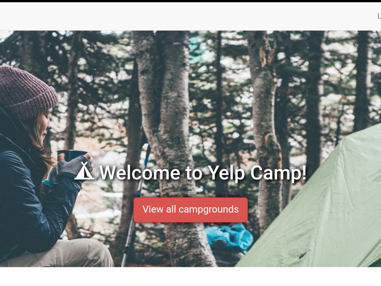 YelpCamp