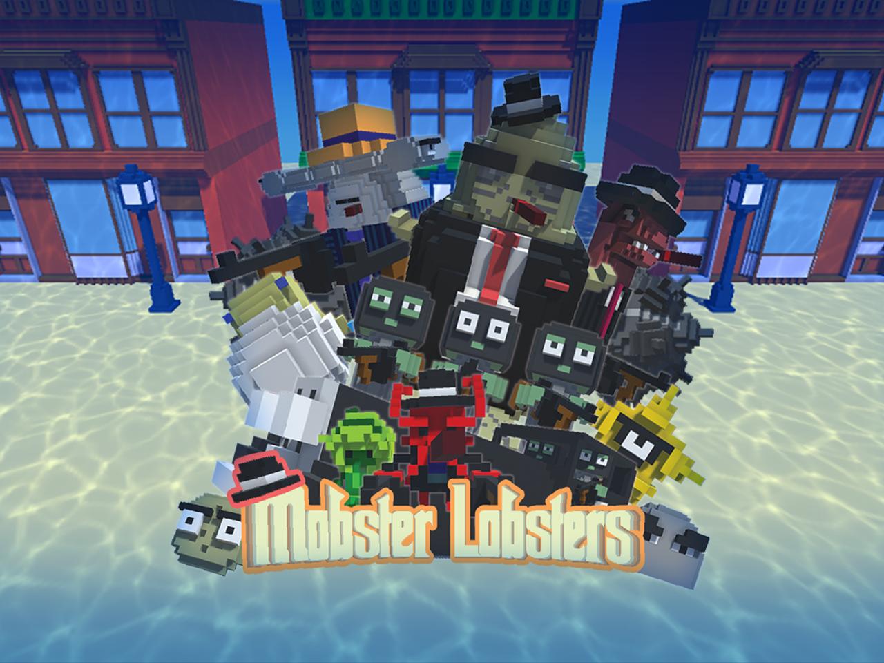 Mobster Lobsters