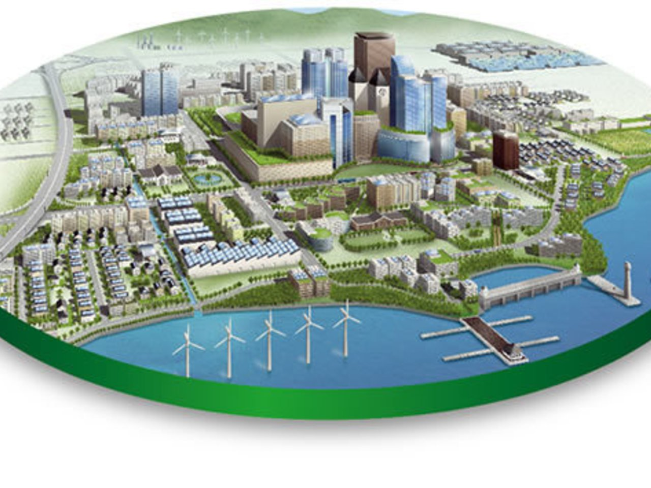 Smart city and agglomeration ecosystem