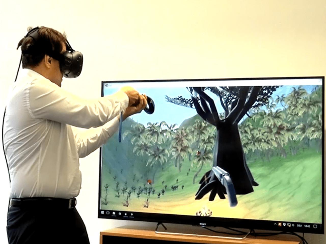 ParrotAttacks VR