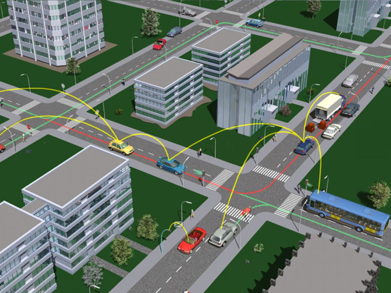 Deep reinforcement learning for wireless communications