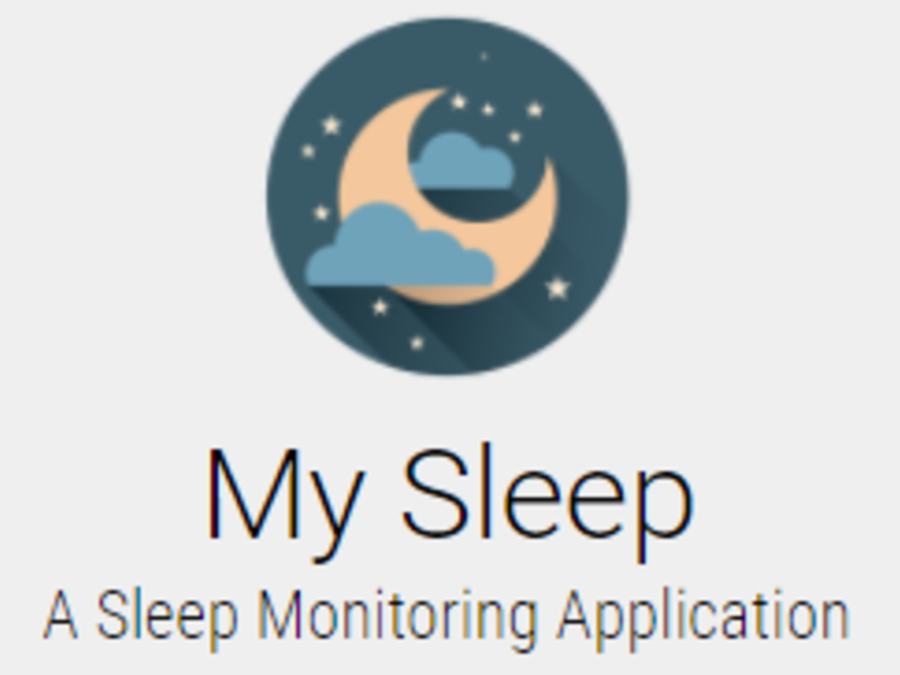 MySleep: A Sleep Monitoring Application