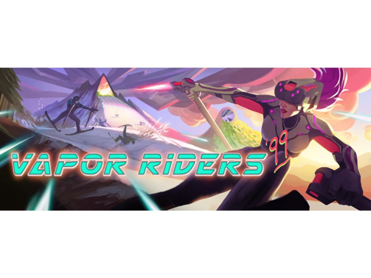 Vapor Riders '99