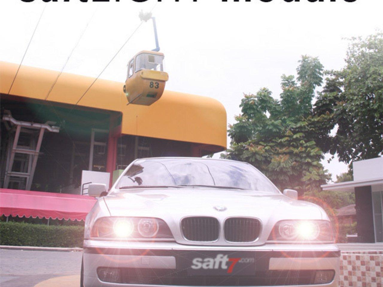 HACK BMW LIGHTS