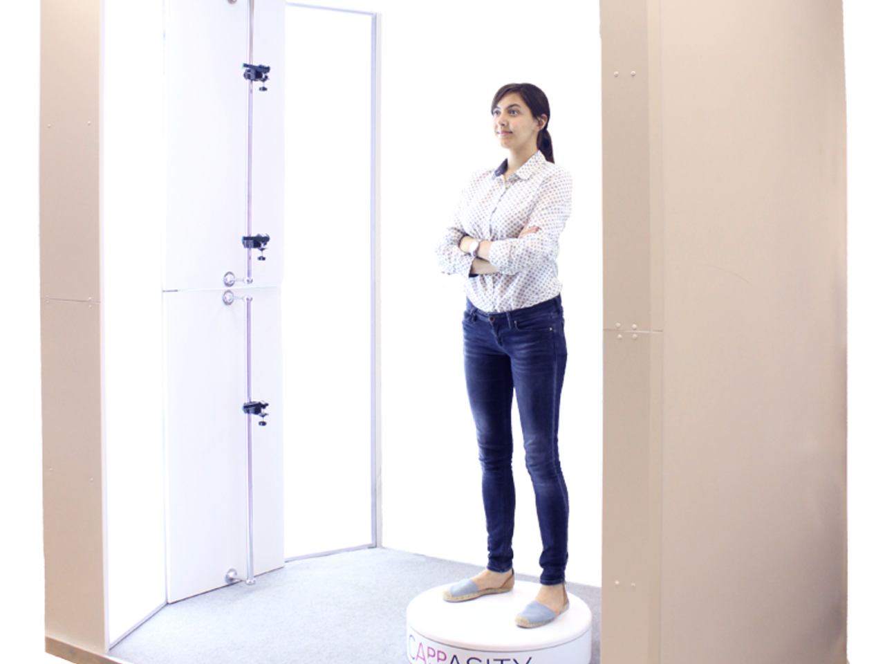Cappasity Easy 3D Booth