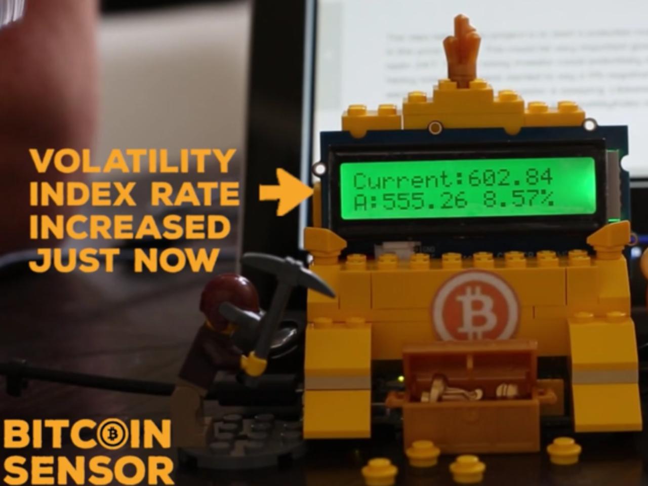 BitCoin Sensor