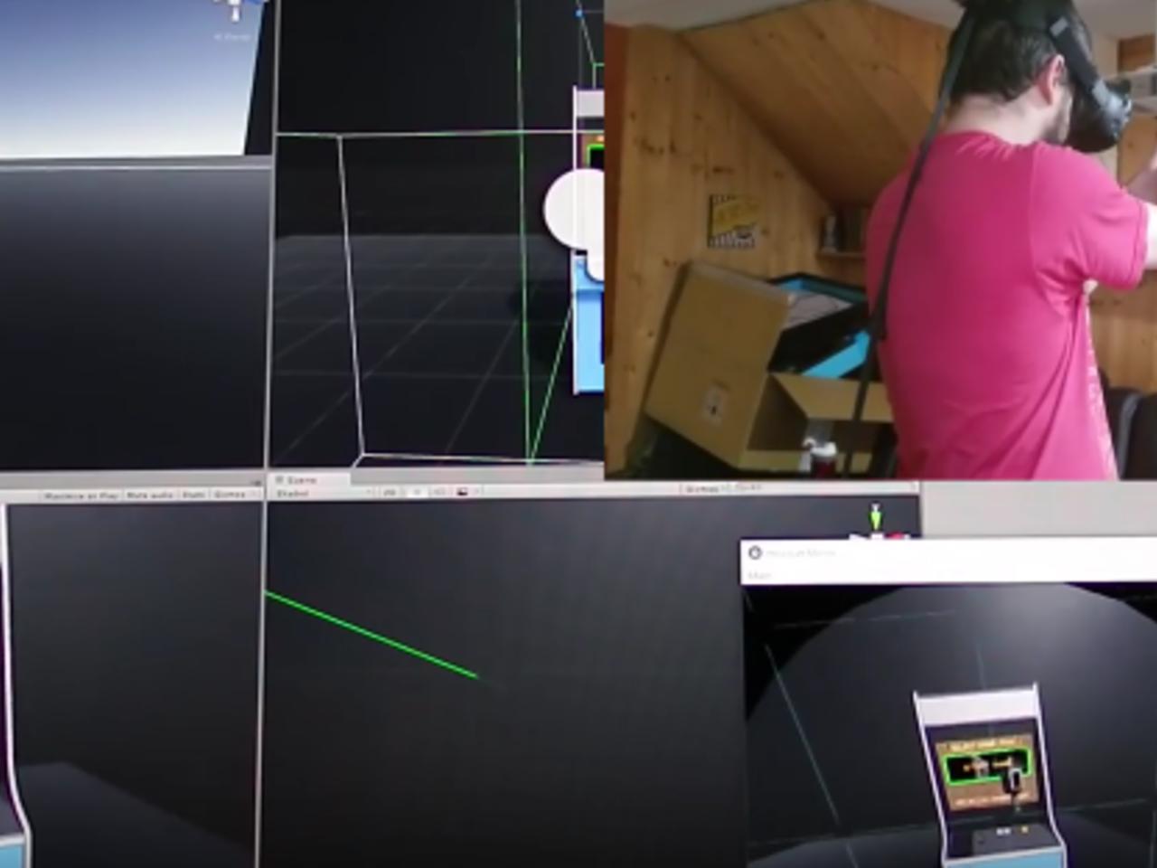 Lightcade VR