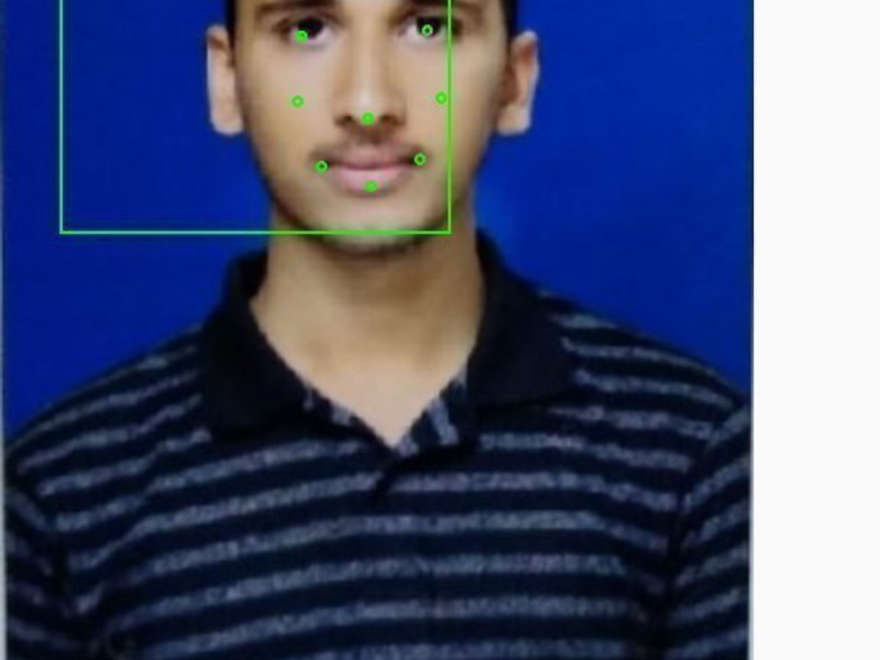 Face detection Barcode Based login systems android app | Intel DevMesh