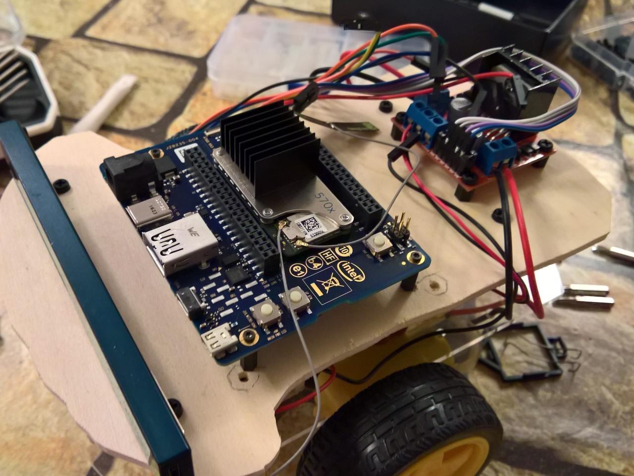ScanBot Rover
