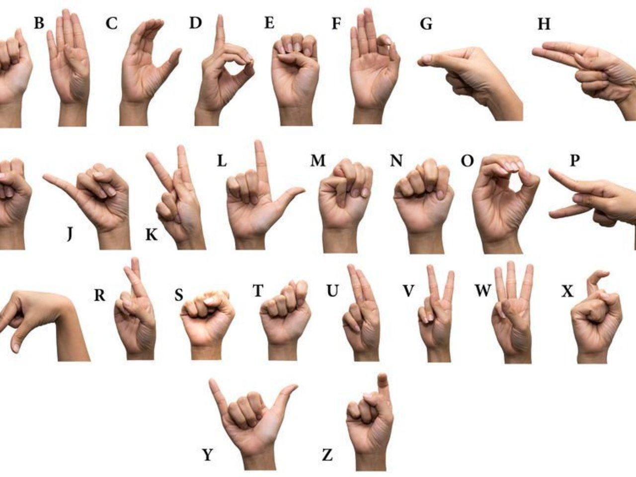 Vocalize Sign Language