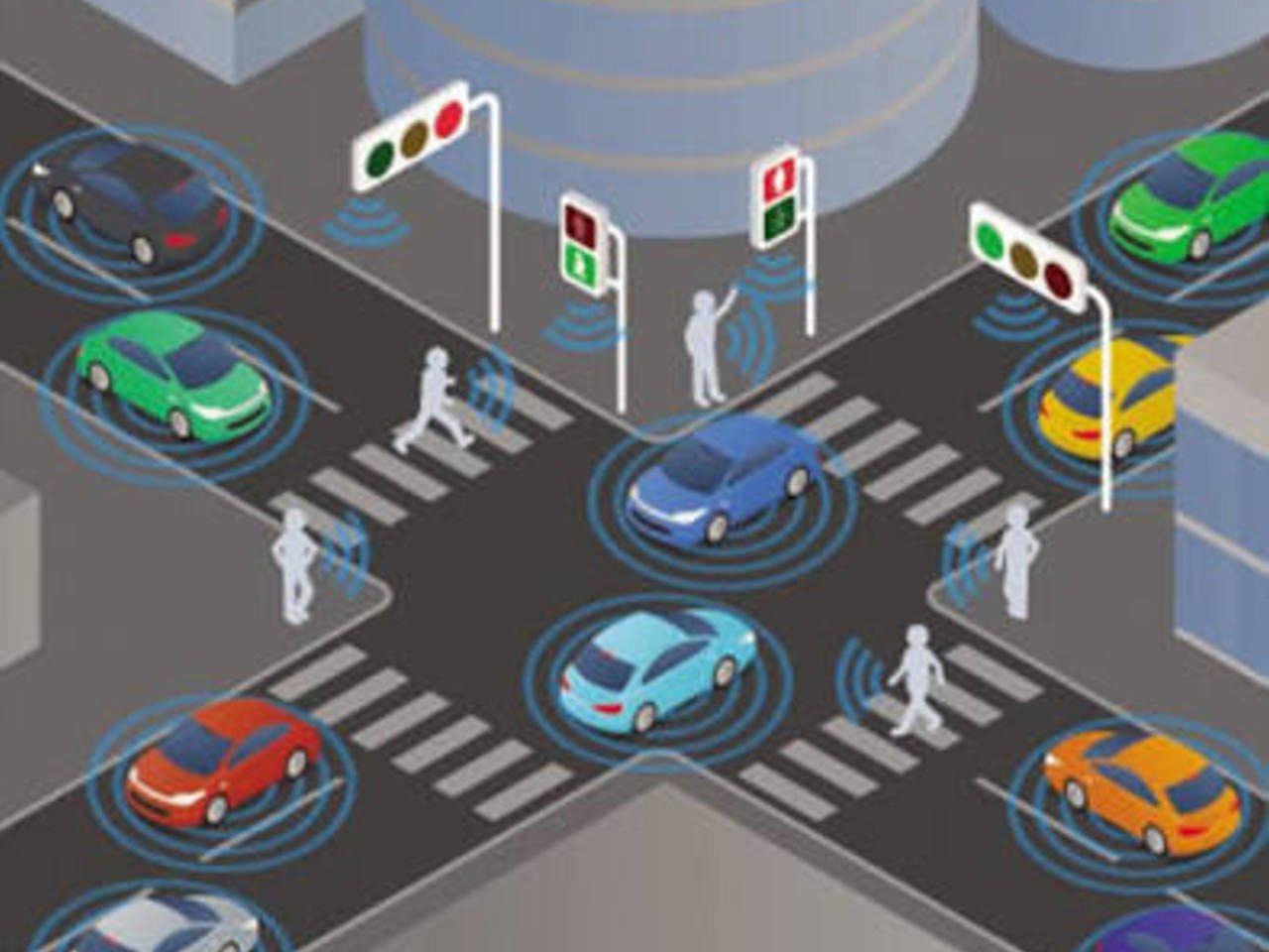 Intelligence Traffic Lights