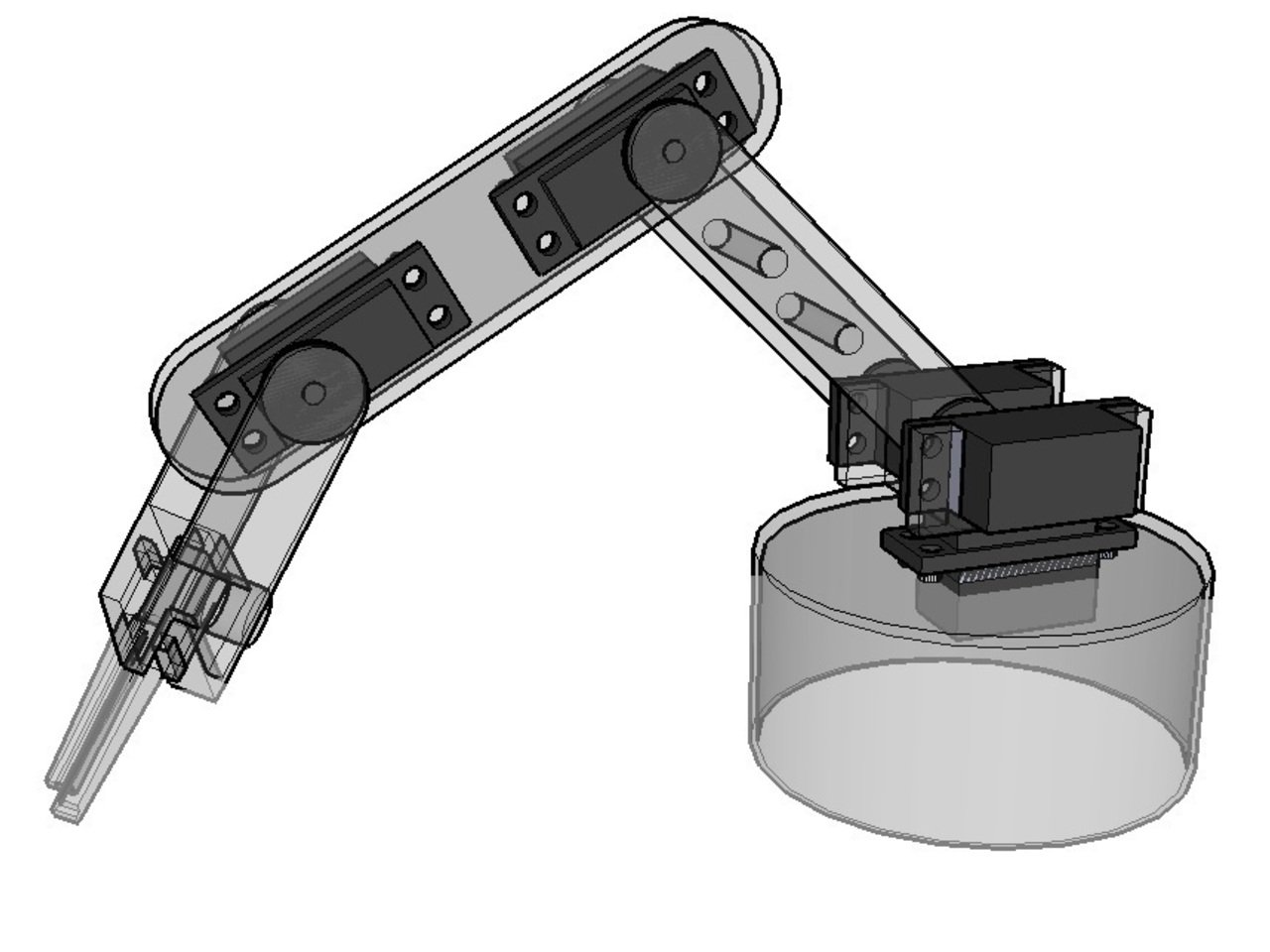 Kit tlcommande pour Parallax Boe-Bot