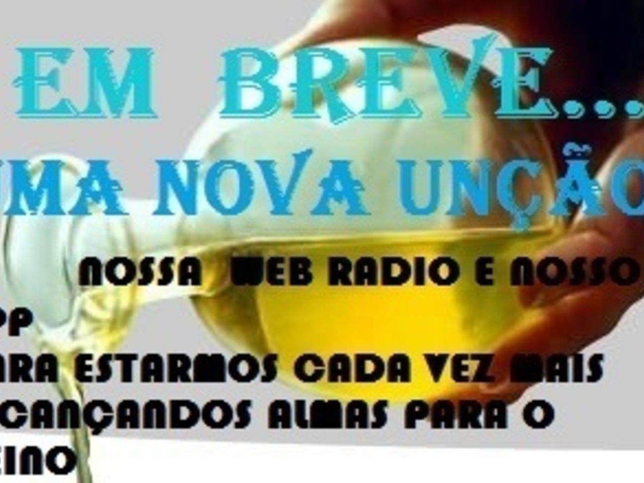 nova unçao webradio
