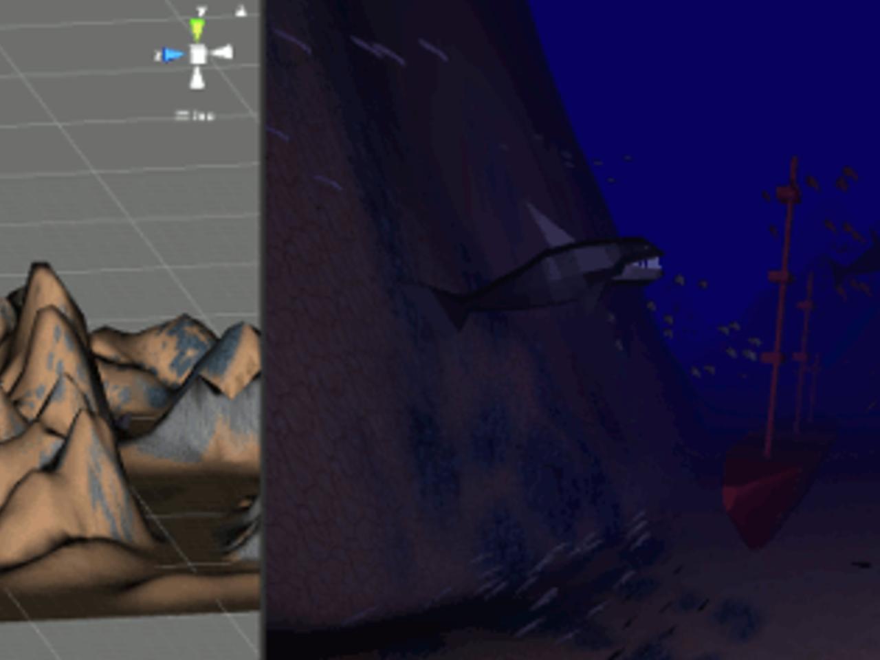 VR Underwater Experience