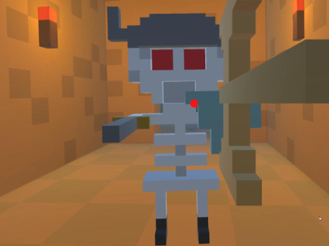 Combat RPG Game in VR