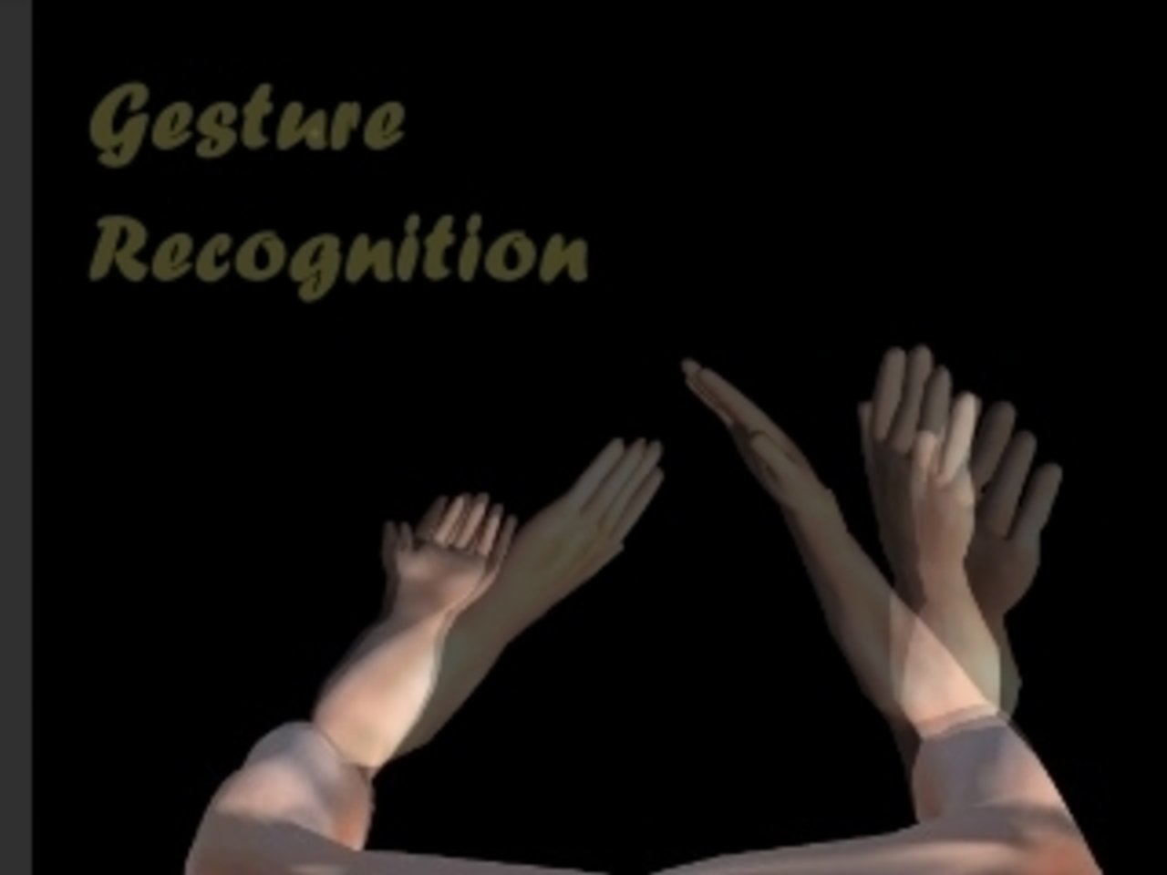 Gesture recognition by reconstruction of arm rotation using Deep Learning