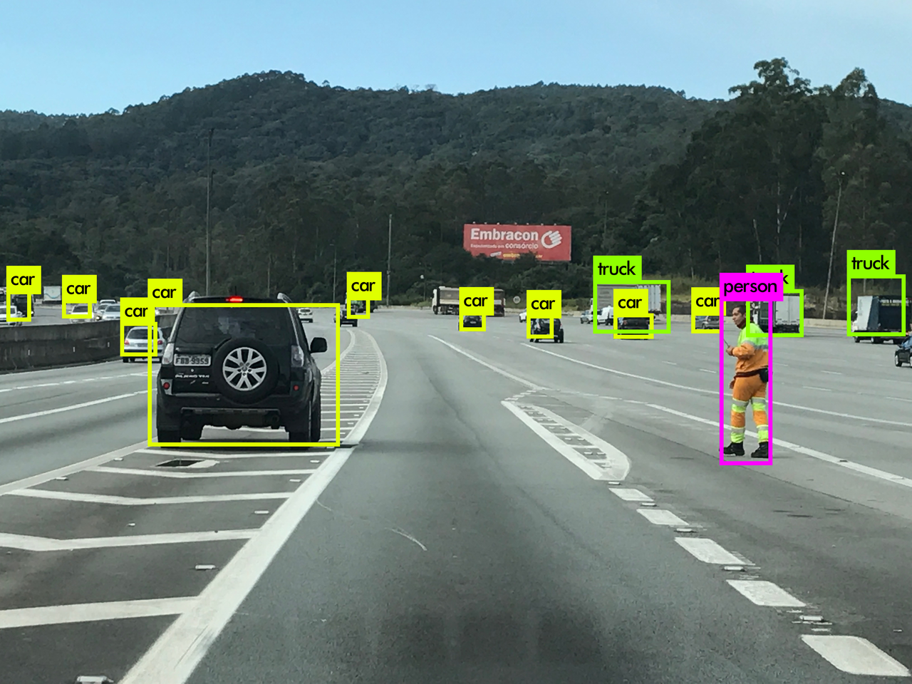 TOLLIA - Artificial intelligence to automatically identify and detect problematic behavior on highway tolls