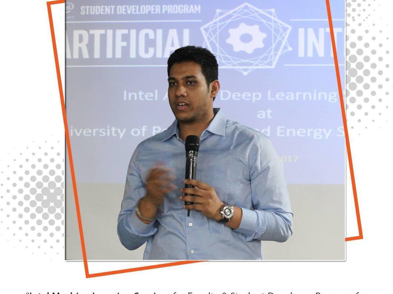 Intel Student Developer Program and Intel Student Ambassador Program