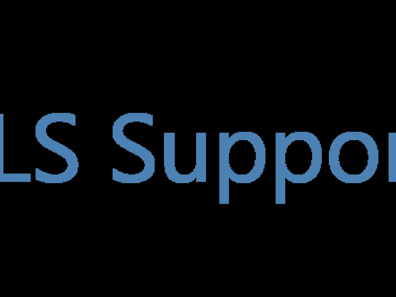 ALS Support Ecosystem