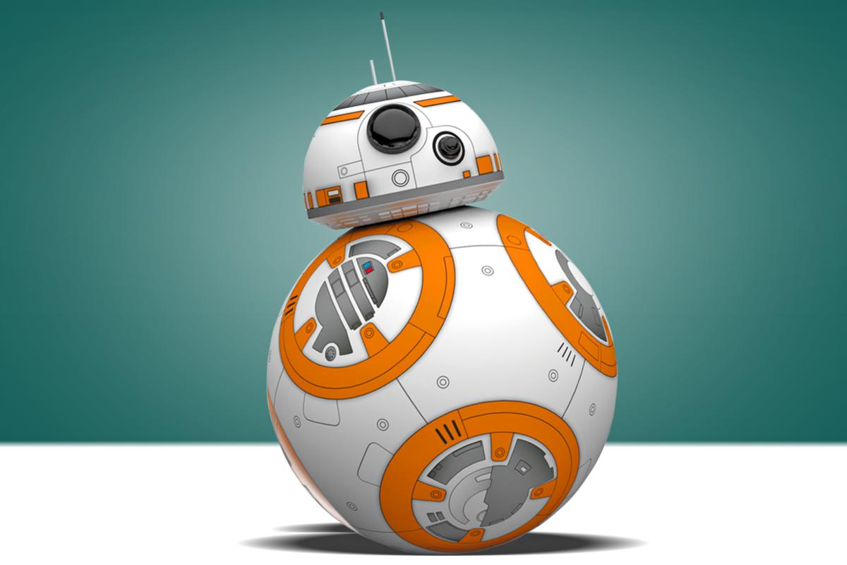 BB-8's AWS Adventure