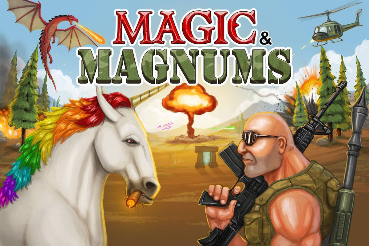Magic and Magnums Tower Defense