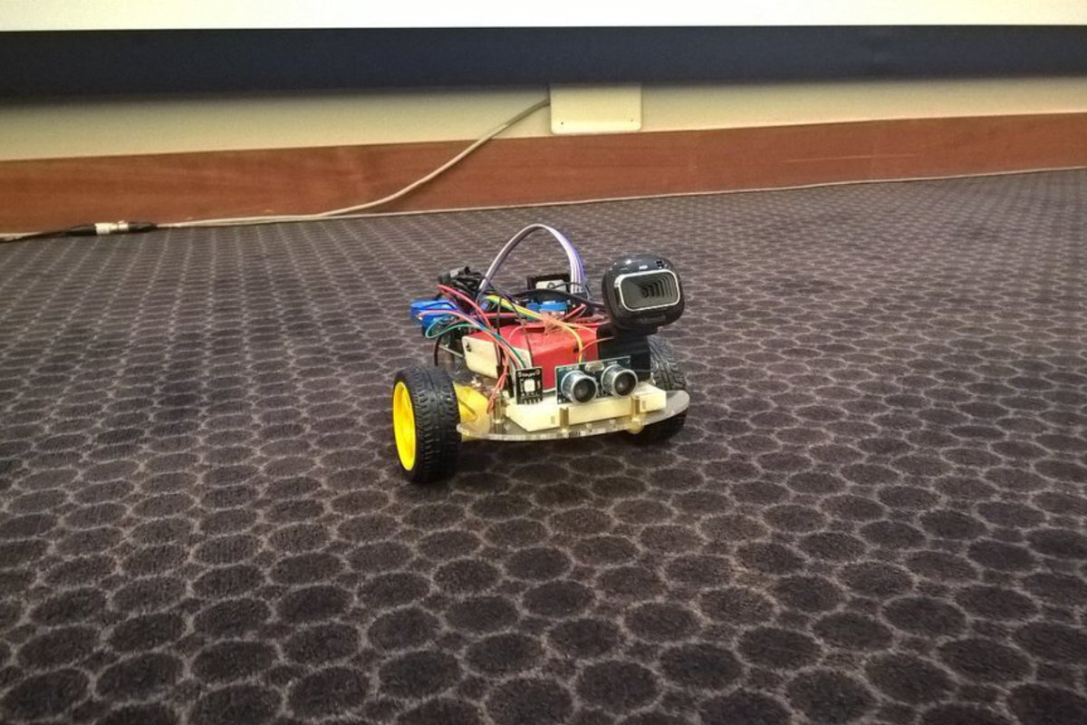 Indipendent or remote controlled Rover