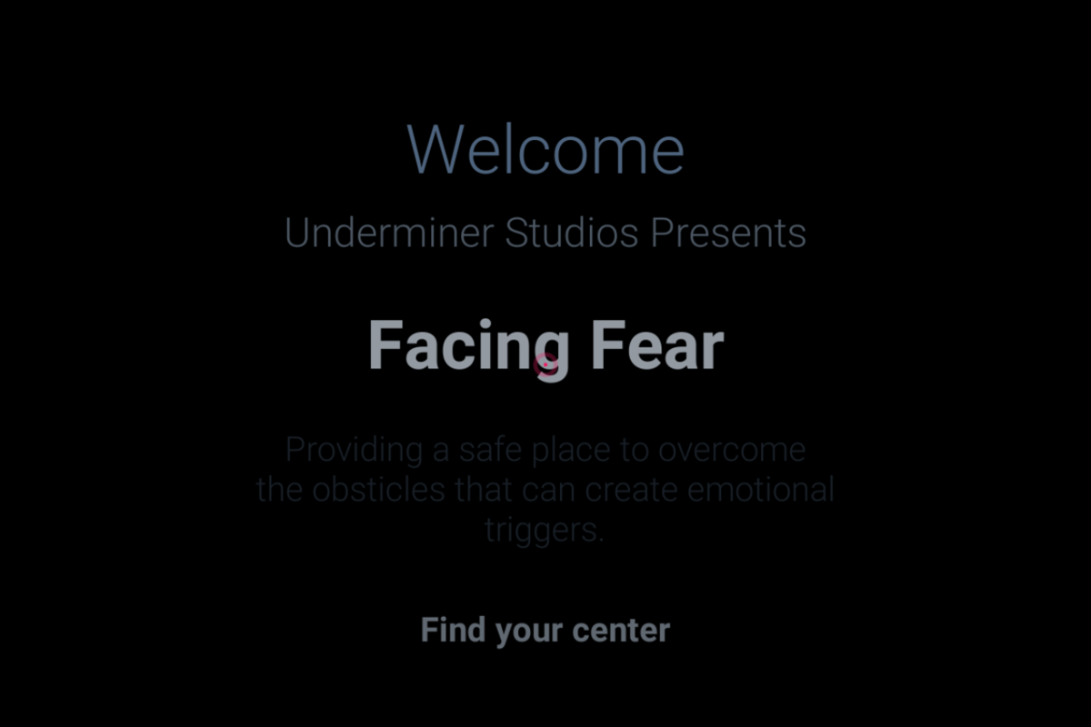 Confronting fears through Virtual Reality