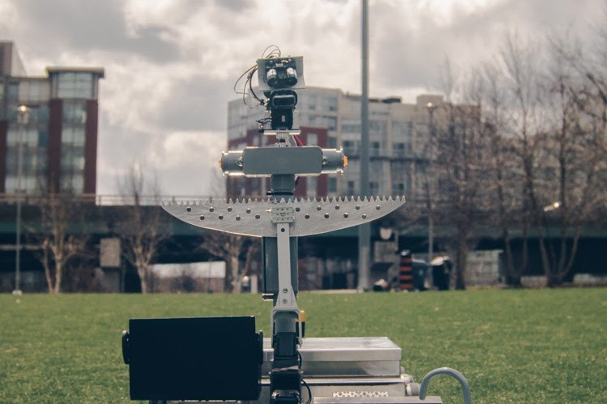 NASA Sample Return Robot