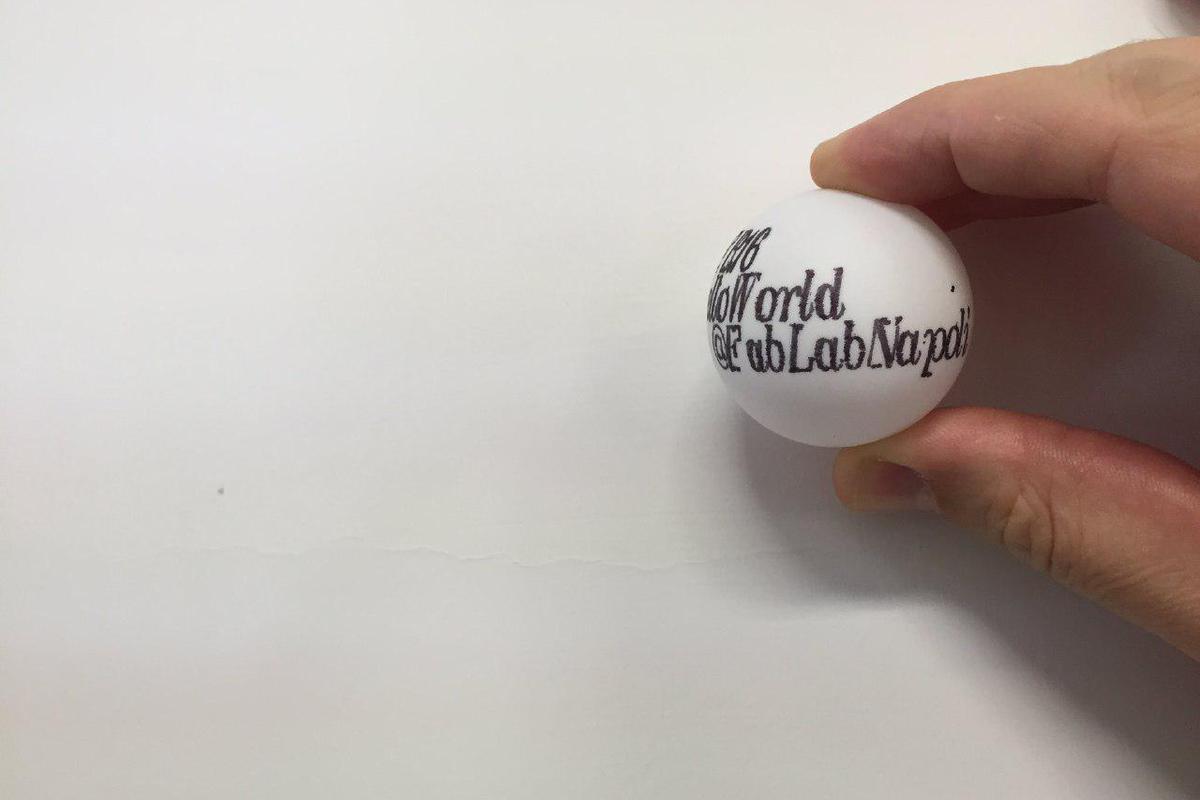 Tweet A Ball (TaB)