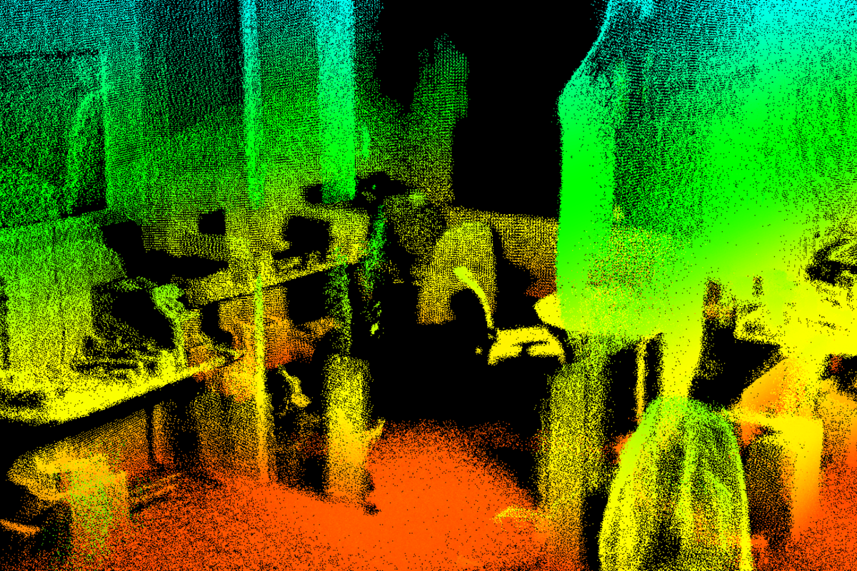 VR Point Cloud Editor