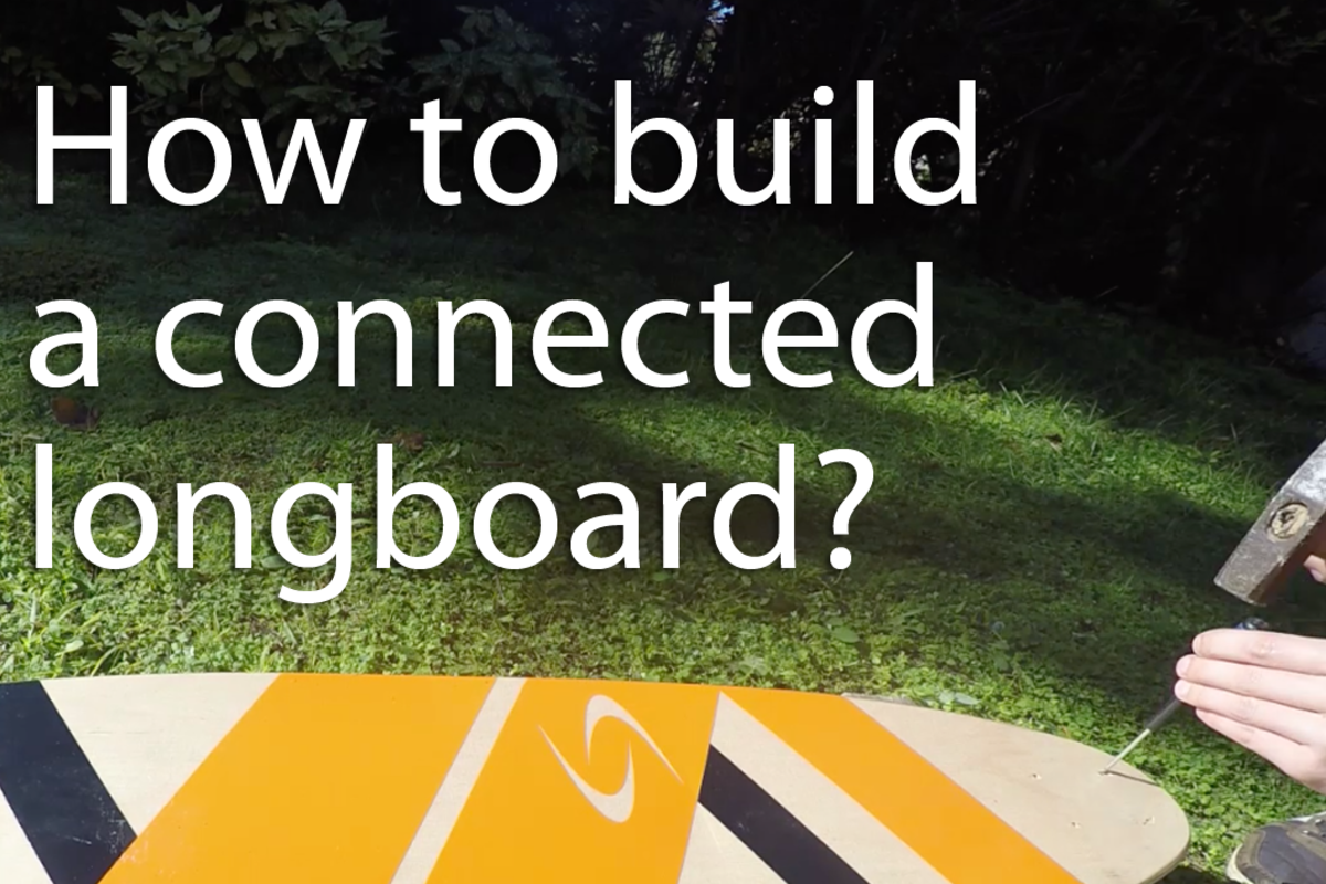 Connected longboard