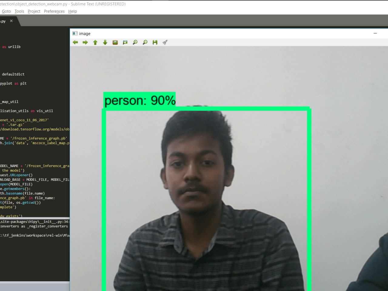 Automatic attendance management system using face detection | Intel