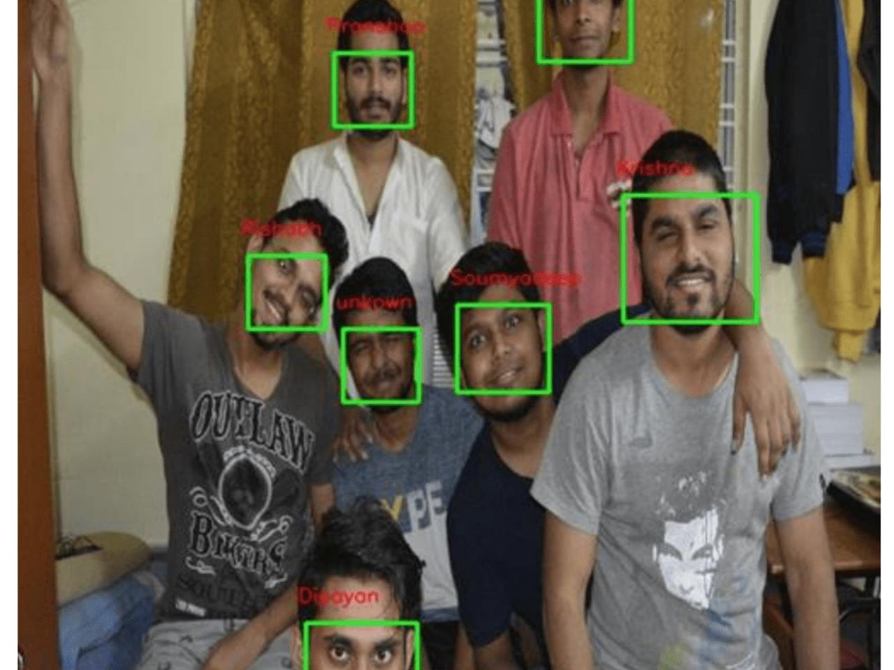 Face Recognition Based Attendance System   Intel DevMesh
