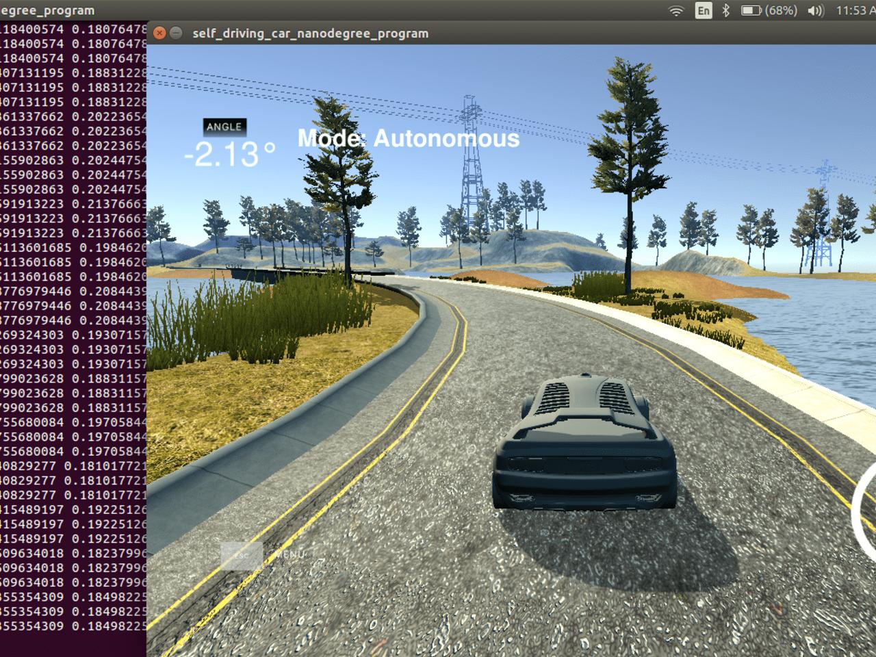 Behavioral Cloning - Self Driving Cars | Intel DevMesh