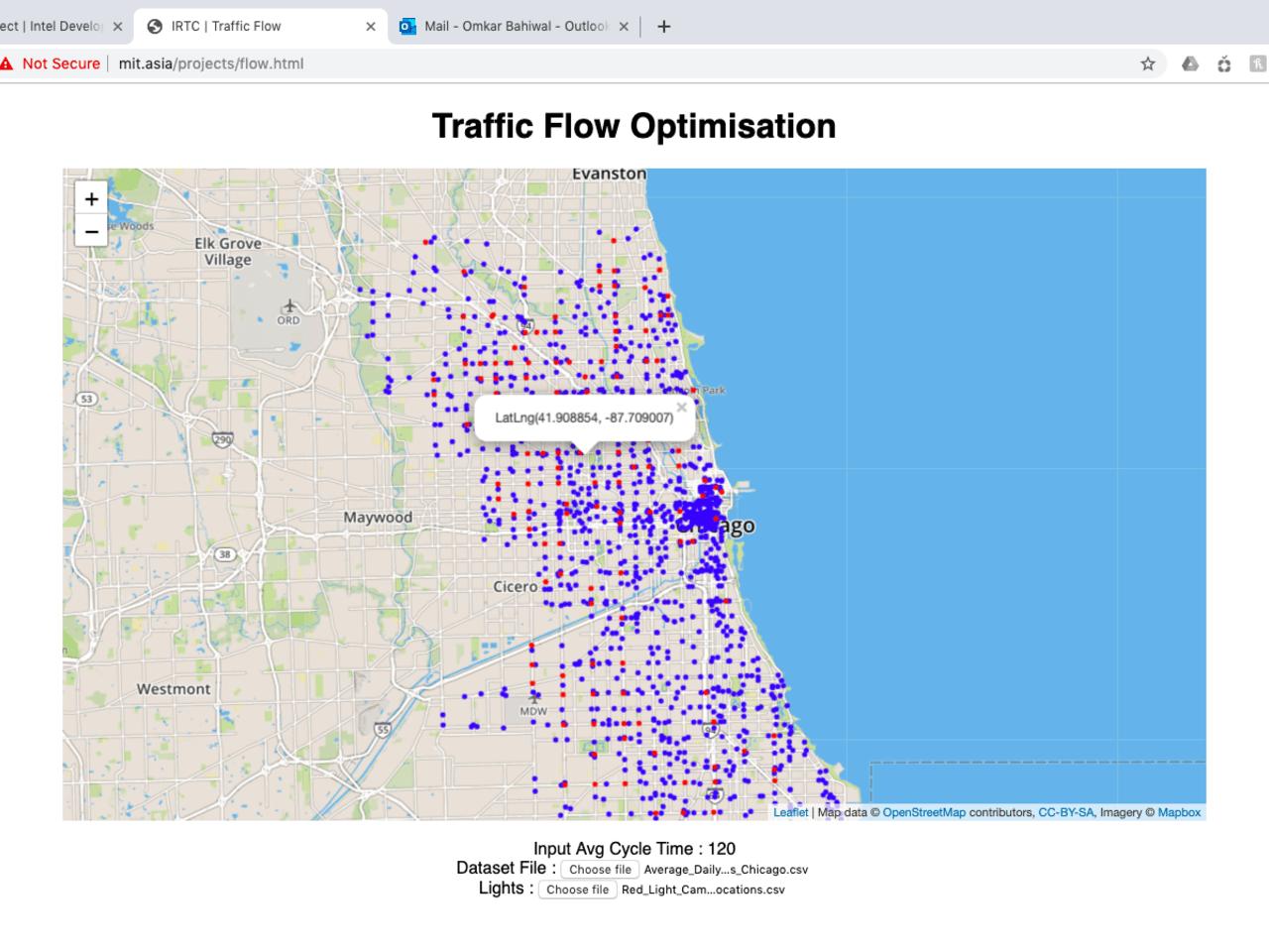 Intelligent Road Traffic Control | Intel DevMesh
