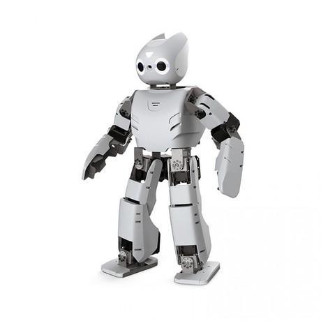 Bigger robotis op2 advanced humanoid robot us