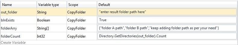 Copy Subfolders from Multiple Folders into One | UiPath Go!