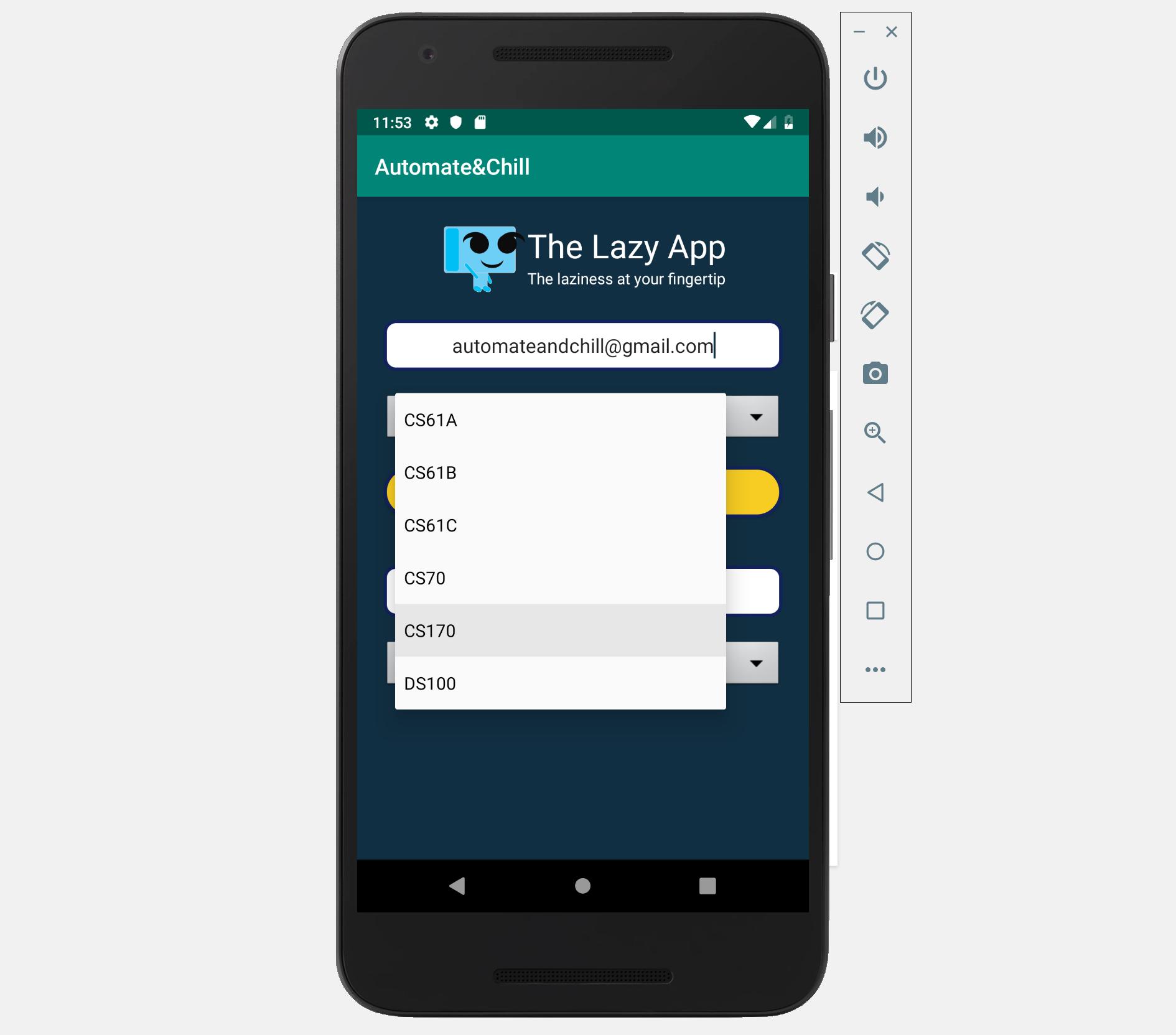 The Lazy App   UiPath Go!