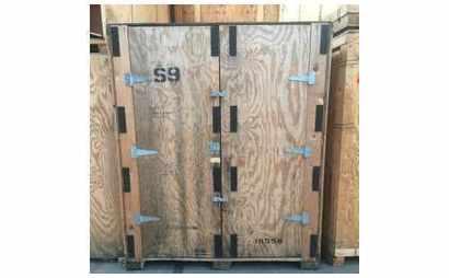 InDoor Storage Self Contained Storage Vault