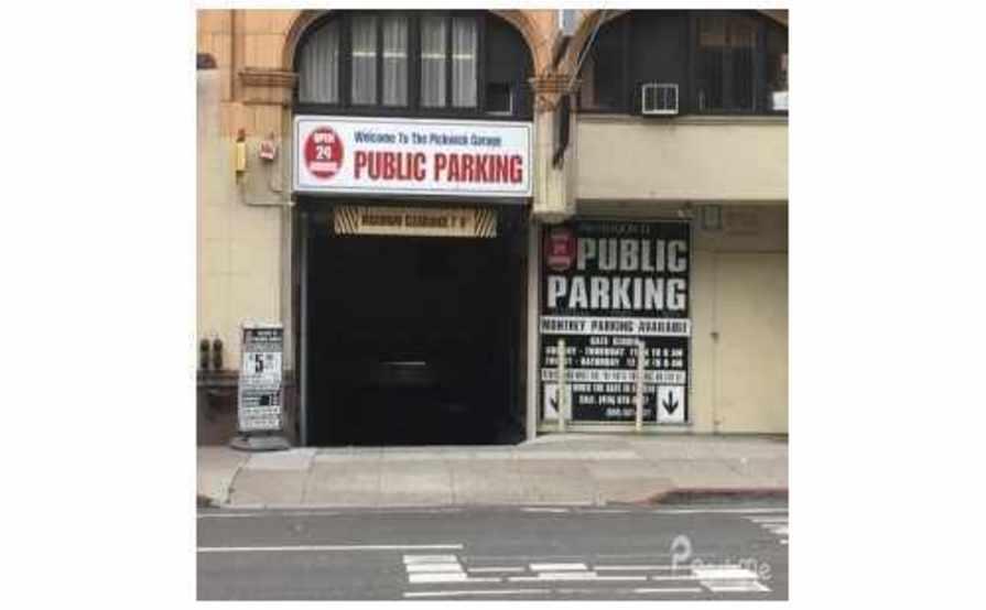 Secured Garage Parking Space #3 in SOMA