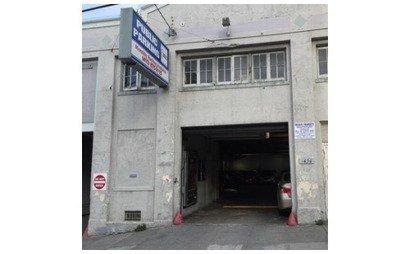 Parking in 24/7 North Beach Garage