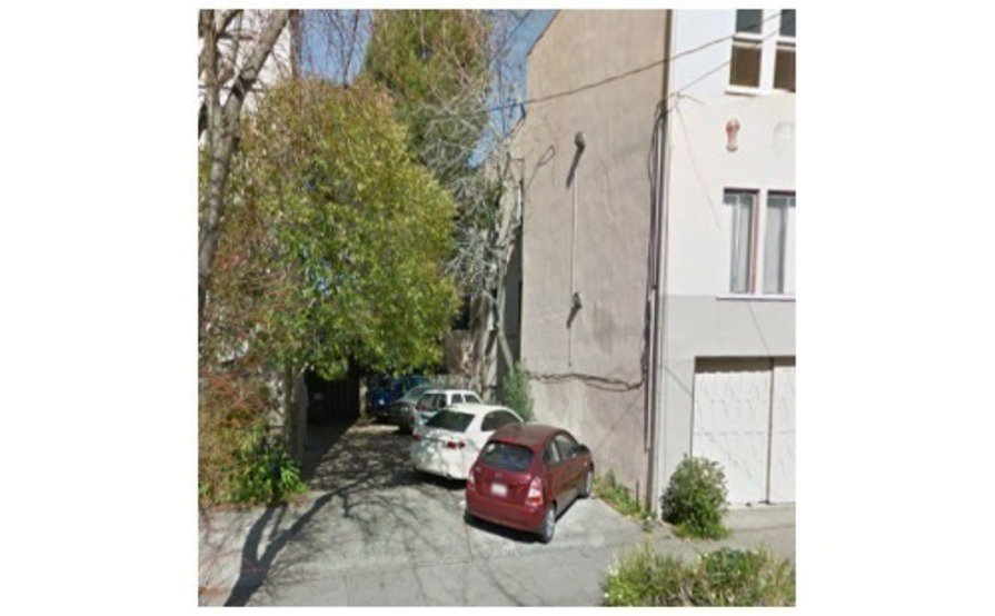 1 parking space for rent in south side of UC Berkeley campus