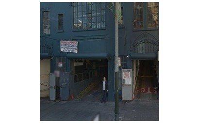 24/7 Parking Garage on Eddy St