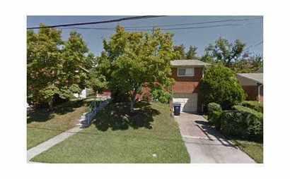 Garage space in residential neighborhood/Queens Chapel