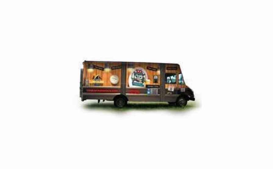 11x40 Food Truck/Bus Storage