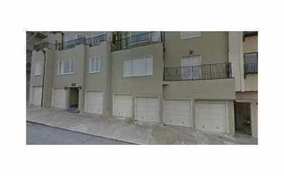 Upper Terrace/Ashbury Heights Enclosed garage for rent