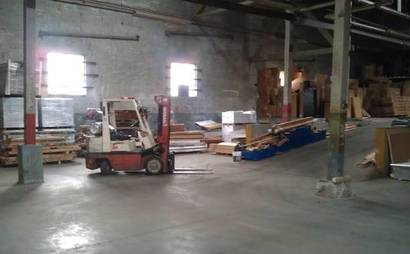 Open and Spacious storage in a well lit and accessible Chelsea, MA storage facility