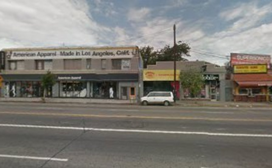 Storefront for rent in the Echo Park Area